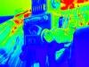 Android Kamera-App Magix CameraMX-Testaufnahme / Thermal